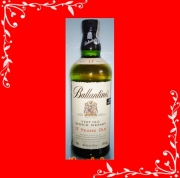 Ballantine 17 years old ( whisky )